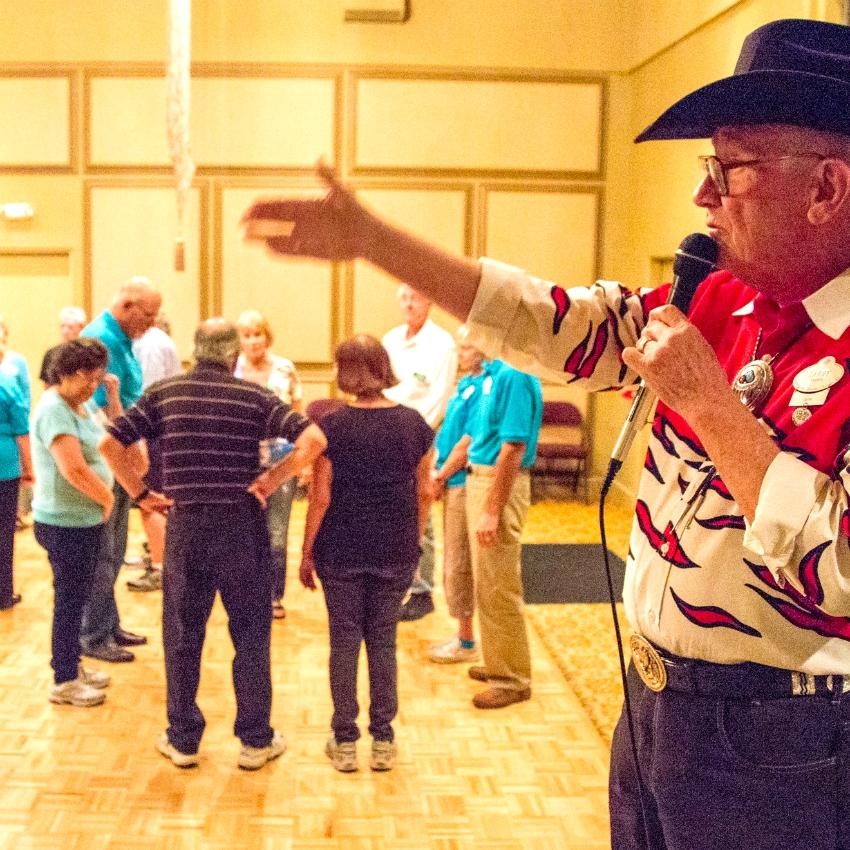 saddlebrooke ranch square dance club in northwest tucson